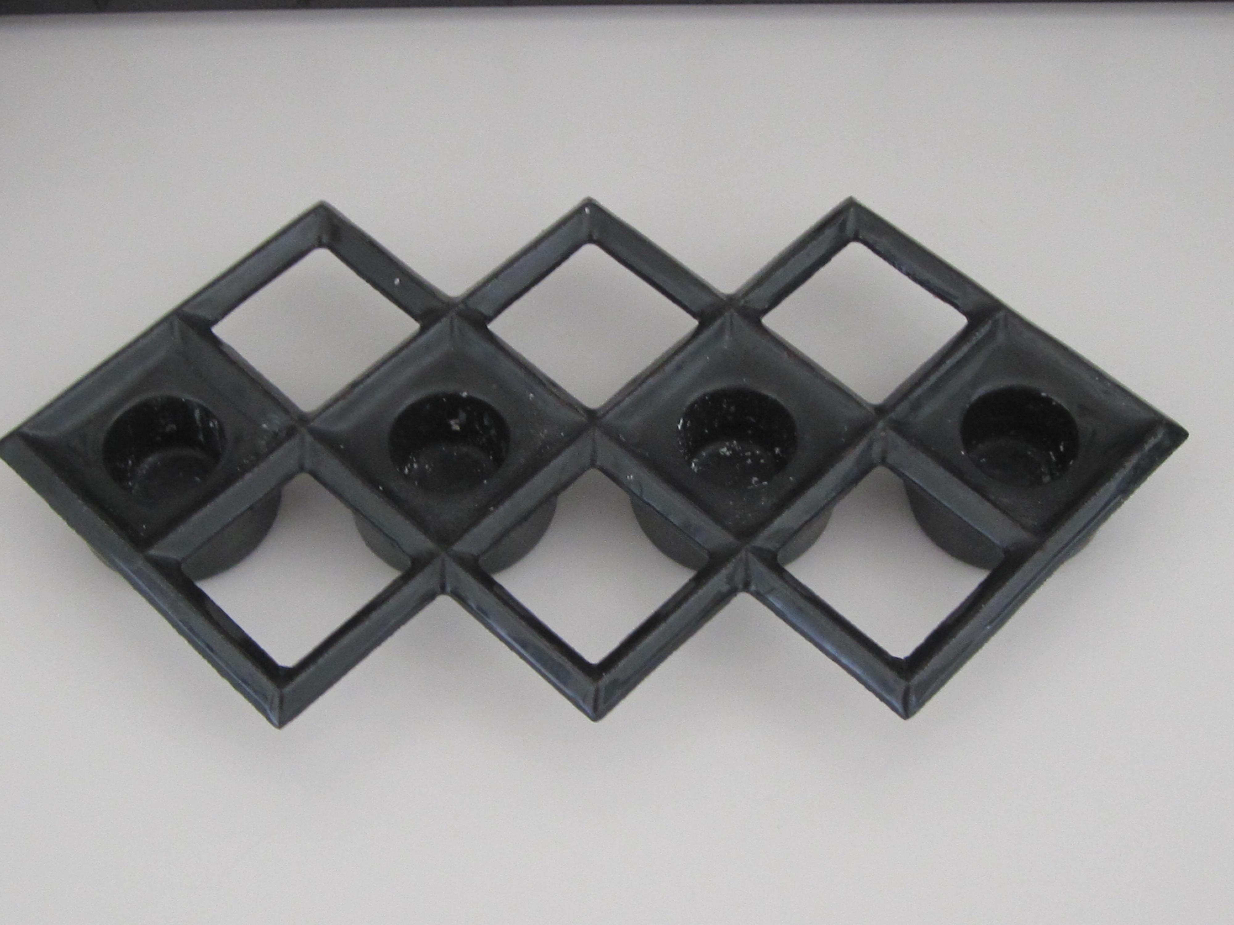 Black color cast iron fire landscape design hirea